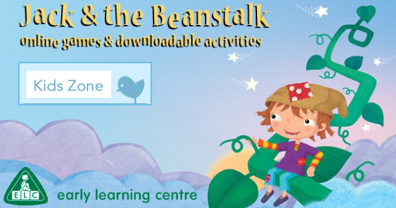 Create Your Own Jack & the Beanstalk Story